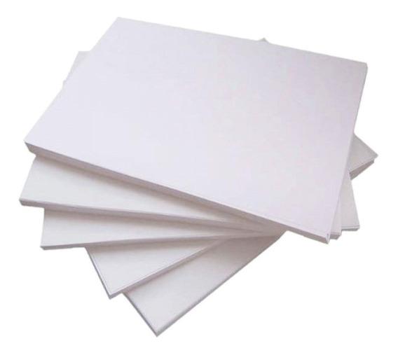 200 Folhas Papel Fotográfico Adesivo 135 Grs A4 Glossy