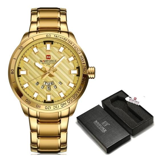Relógio Naviforce Modelo 9163 Original