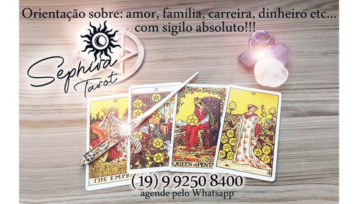 Leitura De Tarot - Consulta Online