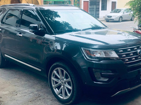 Ford Explorer Limited 2017 Awd 4x4 Motor 2.3/285hp