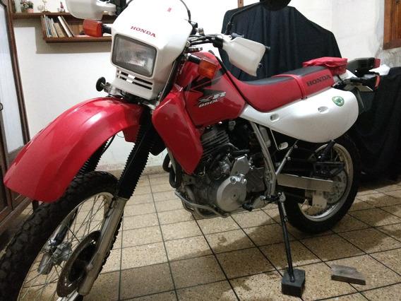 Honda Xr 650 L Admirable