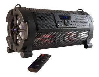 Parlante Noga Boombox Con Bluetooth Fm Aux Remoto 46w!!