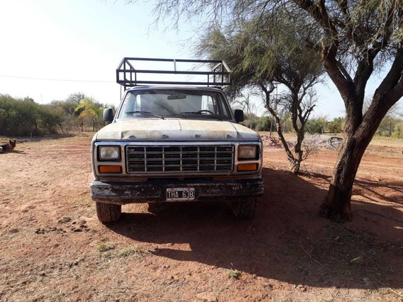 Ford F-100 Cabina Simple