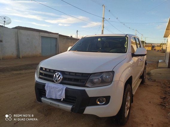 Volkswagen Amarok 2.0 S Cab. Dupla 4x4 4p 122 Hp 2013