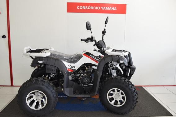 Mxf Quadriciclo 200 Cc Branco