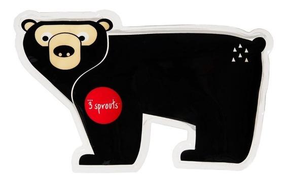 Compressa Gelo Infantil P/ Vacinas Machucados Urso 3 Sprouts