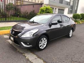 Nissan Versa 1.6 Advance Mt 2017