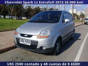 Chevrolet Spark Lt Extrafull Año 2013 26000 Km Oportunidad!