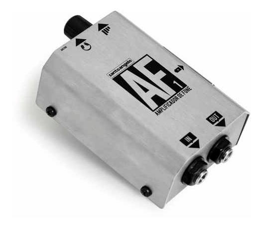 Amplificador De Fone Individual P/ Retorno Af1 Santo Angelo
