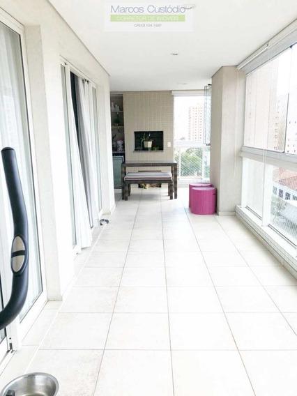 Apartamento Com 4 Dorms, Santa Paula, São Caetano Do Sul - R$ 2 Mi, Cod: 1343 - V1343