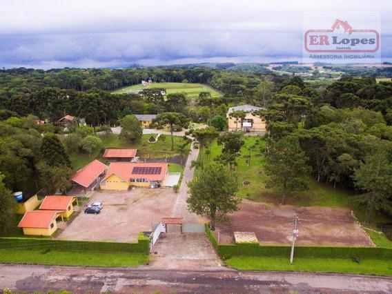 Chácara Rural À Venda, Campina, São José Dos Pinhais - Ch0001. - Ch0001