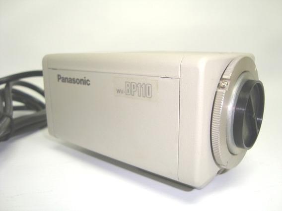 Câmera Wv-bp110 P/b - Panasonic