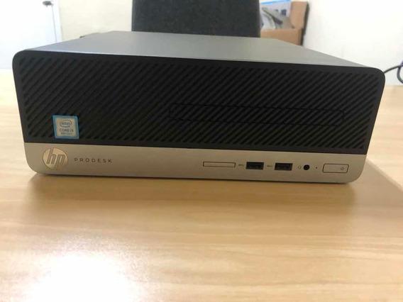 Pc Hp Prodesk 400 G5 Core I3/i5/i7 Lga 1151 Leia O Anuncio