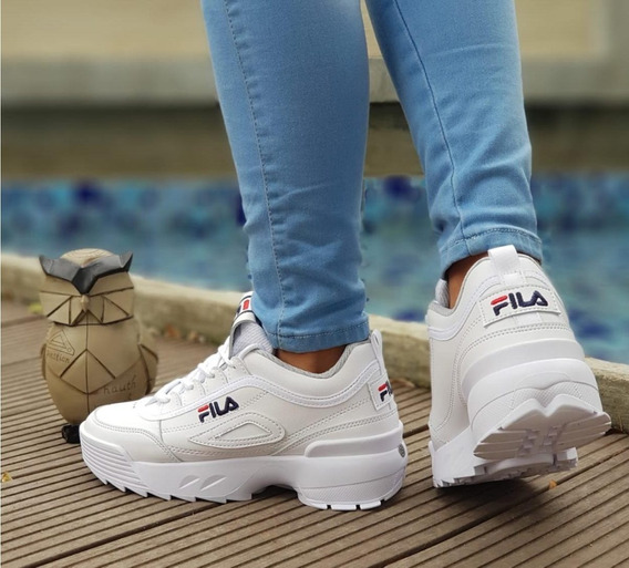 Zapatos Deportivos Modernos De Dama