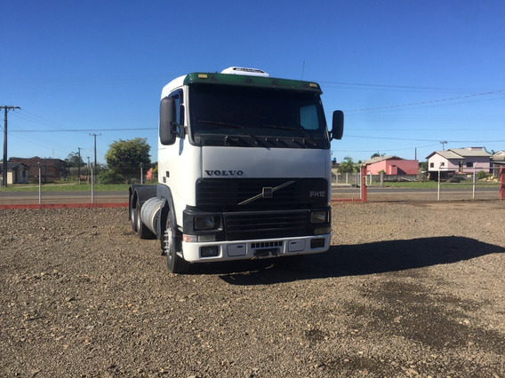 Volvo Fh 12 380 -ano 2003