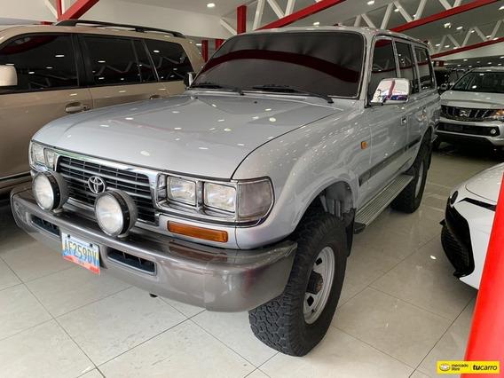 Toyota Autana Land Cruiser Vx Blindada