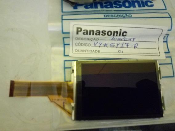 Vendo Lcd Panasonic Máquina Fotográfica Digital Fz-40