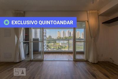 Studio No 6º Andar Com 1 Dormitório E 1 Garagem - Id: 892936346 - 236346