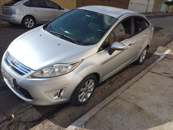 Ford New Fiesta 1.6 16v Se Flex 5p 2012
