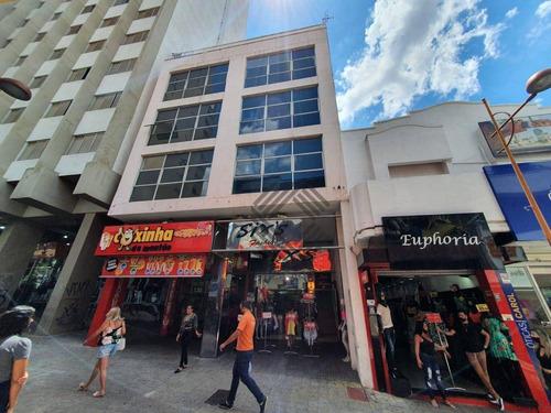 Sala Para Alugar, 100 M² Por R$ 1.500/mês - Centro - Sorocaba/sp - Sa0686