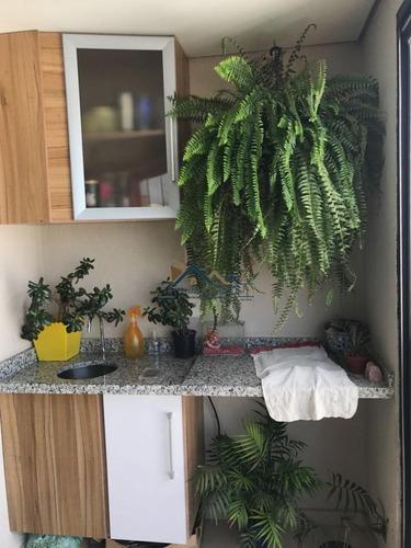 Imagem 1 de 15 de Belíssimo Apartamento No Morumbi. Lazer Completo! - 151