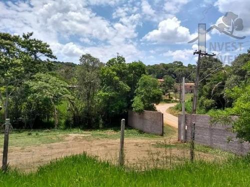 Cod-5083-terreno Em Ibiúna Com Casa - 5083