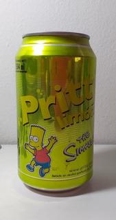 Lata Pritty Limon Los Simpsons