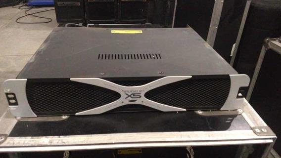 Amplificador X5 Studio R (crow, Machine, Labgroup)