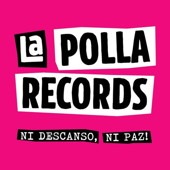 La Polla Records Ni Descanso Ni Paz Vinilo Nuevo Lp Original