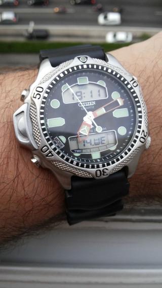 Relógio Citizen Aqualand C500