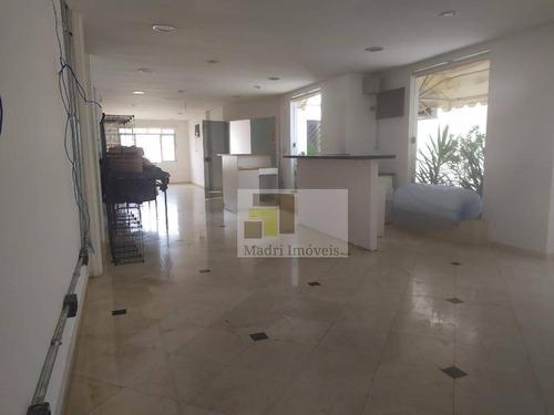 Casa Para Alugar, 134 M² Por R$ 3.800,00/mês - Vila Leopoldina - São Paulo/sp - Ca0134