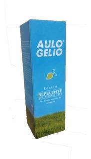 Aulogelio Repelente Bebes Mosquitos Citronela Locion 120ml