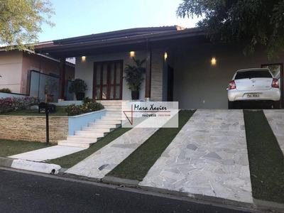 Casa Com 4 Dormitórios À Venda, 170 M² Por R$ 1.050.000 - Condomínio Jardim Das Palmeiras - Vinhedo/sp - Ca2311