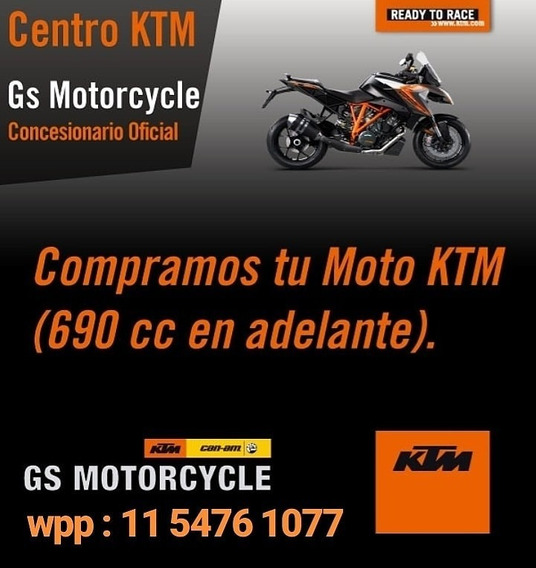Compro Tu Ktm Gs Motorcycle