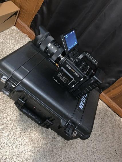 Red Raven 4.5k Dsmc2 Cinema Camera Kit