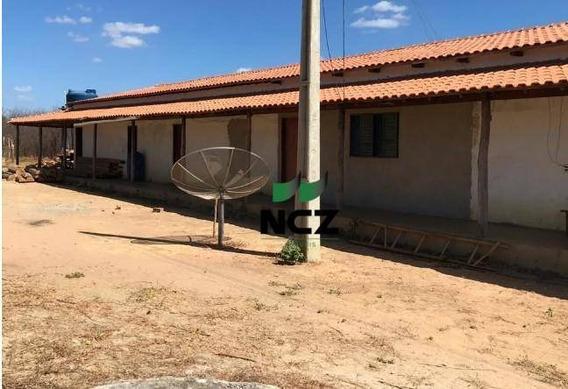 Fazenda À Venda, 82400000 M² Por R$ 7.416.000,00 - Zona Rural - Bom Jesus/pi - Fa0082