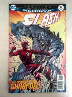 Flash #17 Dc Universe Rebirth
