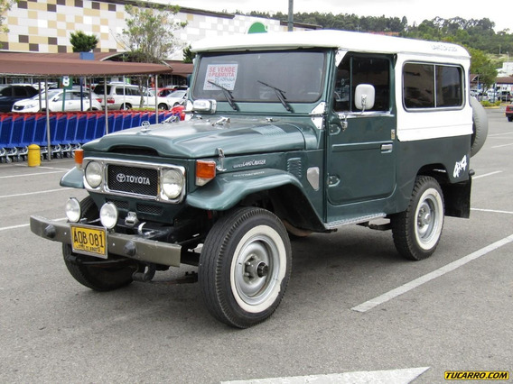 Toyota Land Cruiser Mt 3000cc 4x4