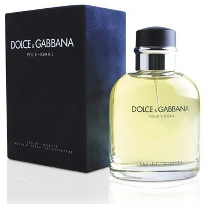 Perfume Dolce Gabbana Pour Homme 125ml Masculino Edt