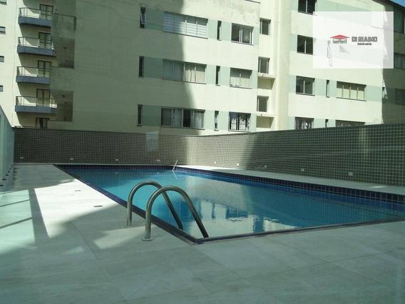 Apartamento Com 3 Dormitórios Para Alugar, 98 M² Por R$ 3.000/mês - Centro - Caraguatatuba/sp - Ap0259