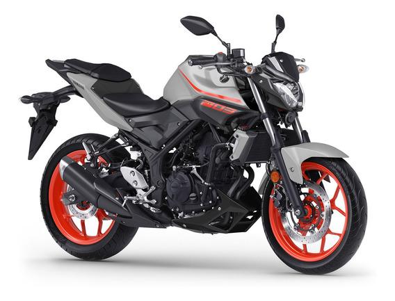 Moto Yamaha Mt 03 - Casco De Regalo