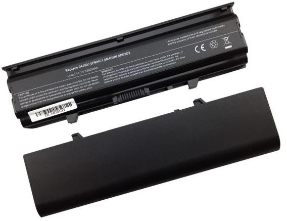 Bateria Notebook Dell Inspiron N4030 04j99j Tkv2v - Preta