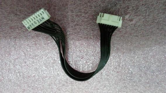 Cabo Ligação Placa Fonte/principal Tv Samsung Ln26d450 Usada