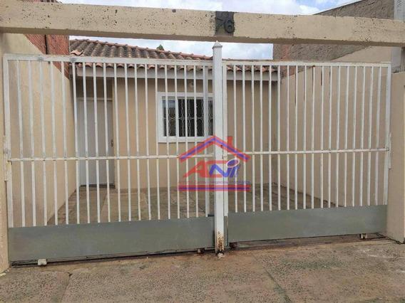 Casa Com 2 Dormitórios À Venda, 62 M² - Parque Jatobá (nova Veneza) - Sumaré/sp - Ca0100