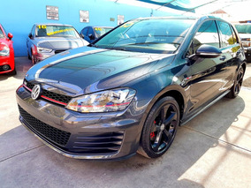 Vw Golf Gti 2015, Servicios Agencia, Impecable!!