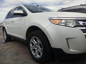 Ford Edge Sel 2013 Automática, Asientos En Tela, Crédito
