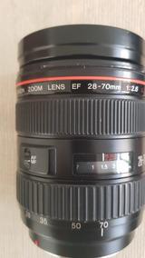 Lente Canon 28-70 2.8l Ultrasonic - 12x Sem Juros!