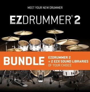Ezdrummer 2 + Todas Las Expansiones (37) 2020 Win Online!