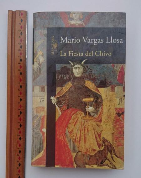 La Fiesta Del Chivo (mario Vargas Llosa)
