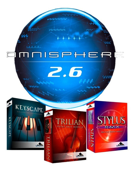 Spectrasonics Omnisphere 2 Keyskape E Trilian Mac Ou Windows